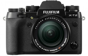 FUJIFILM X-T2 發表 全新 24MP APS-C CMOS 提升高速攝影能力