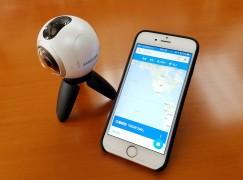 想買 Gear 360 又冇 Galaxy 手機?其實 iPhone 一樣得