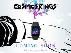 手錶打機不是夢 Square Enix 將推首款 Apple Watch 專用 RPG 遊戲