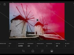 iOS 版 Adobe Lightroom 支援 RAW 檔後製了