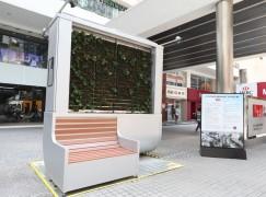 1 : 275 棵樹,自給自足的智能生態「城市樹木」