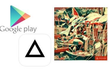 Prisma 人氣爆燈執相 App,Android 有得用啦!