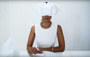 VR 配合科技顛覆既有飲食定義