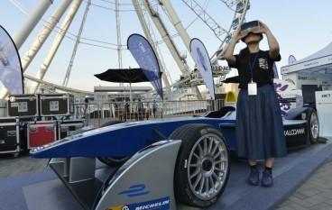 電動方程式嘉年華 免費試 VR 睇賽事兼玩賽車模擬器