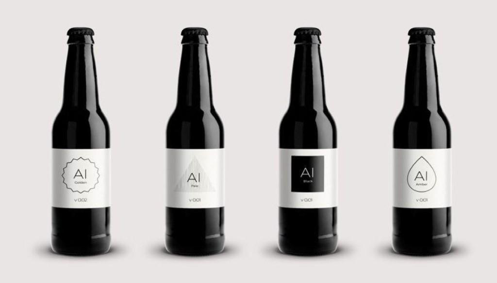 手工啤酒已 Out  全球首創人工智能釀製啤酒面世