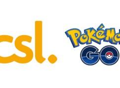 csl. 推出免費無限數據 給《Pokemon GO》玩家