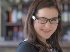 眨眼即拍 日本 Blincam眼鏡相機
