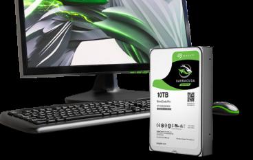 Seagate 發布市面上最高容量 10TB 硬碟