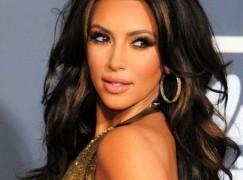 美國水著女王 Kim Kardashian 靠手機Game 打入富豪榜