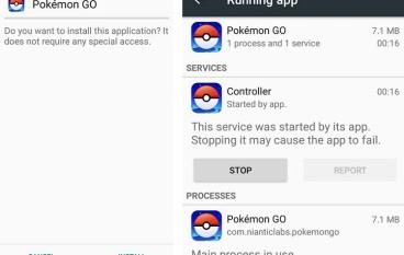 小心 Pokemon Go 有餡!!