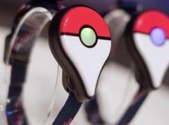 Pokemon Go Plus 手帶延至 9 月正式開賣