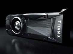 史上最快顯示卡! 萬元 NVIDIA TITAN X 下月登場
