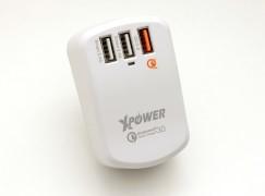 旅行充電器終於有 QC 3.0