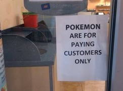你的店能靠 Pokemon Go 賺錢嗎?也有人想它速速離開