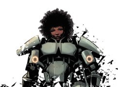 Iron Man 變性?Marvel 搵 15 歲黑人女孩做新 Iron 「Man」