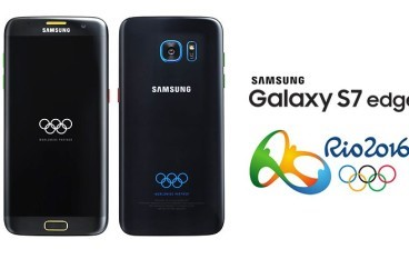 Samsung S7 edge 奧運特別版