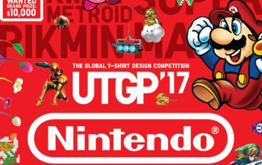 UNIQLO Tee 設計比賽以「任天堂」為題 送你簽名 Nintendo NX!