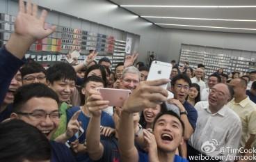 抗衡小米,Tim Cook 宣布建中國研發中心