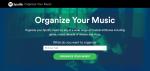 登修Spotify Organize Your Music 頁面,讓你輕鬆分類個人音樂。