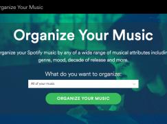 Spotify 推新功能 幫你詳盡分析個人音樂管理