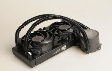 頂級設計 一體化水冷 Cooler Master MasterLiquid Pro 240
