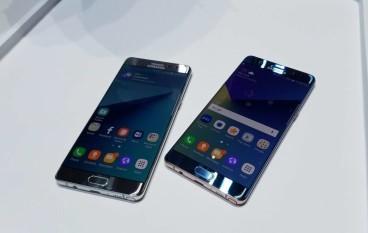 現場直擊 Galaxy Note 7 上手體驗