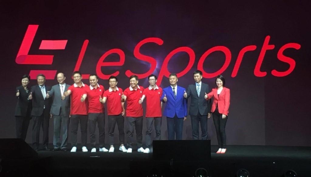 樂視體育開台 英超頻道 8 月 8 日正式啟播