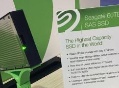 【容量大到嚇死人】Seagate 推 60TB SSD 可儲 4 億張照片