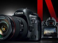 [更新香港訂價] Canon 正式公布 EOS 5D Mark IV