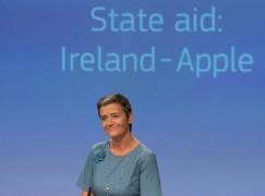 歐盟咬蘋果 要追收 130 億稅款