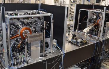 利用相對論 東大成功研發超精密高度測量裝置