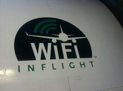中國或解禁空中Wi-Fi 有望飛機全程上網