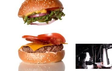 摒棄 CG 「Burger Drop」慢鏡影片是如何製成的?