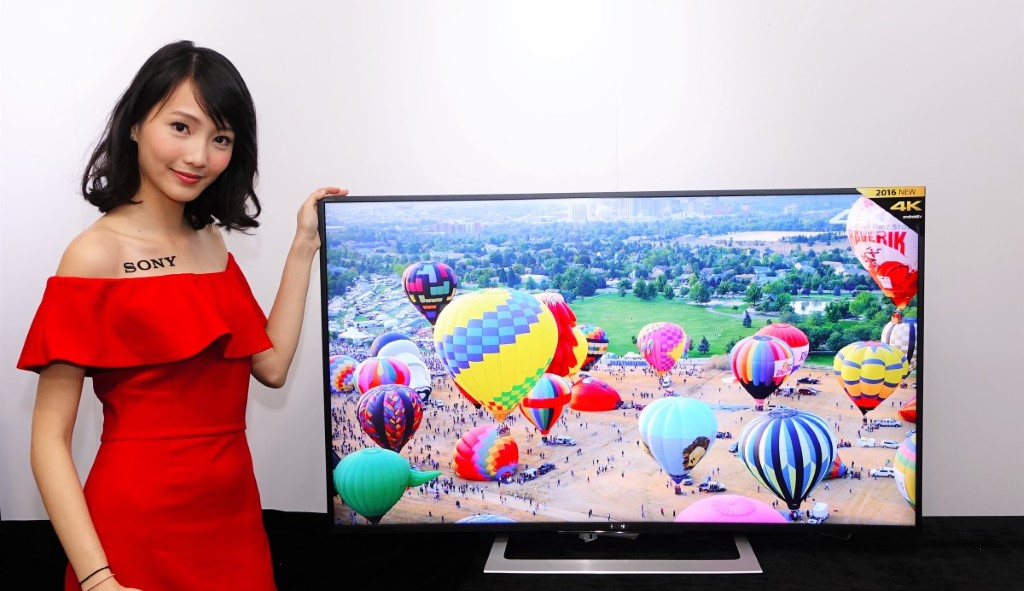 Sony 4K HDR Android TV X8000D 抵玩登場!!!Sony 4K HDR Android