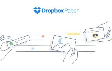 Dropbox Paper Bata 可以試用啦~