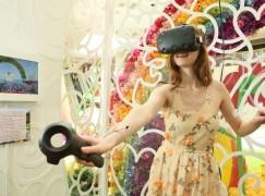 圓方有得玩 VR 虛擬實境遊戲