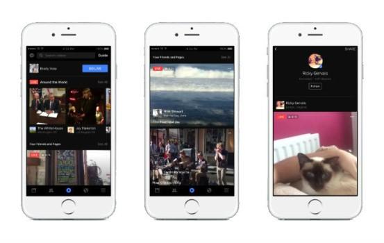 Facebook 將增加垂直影片比例