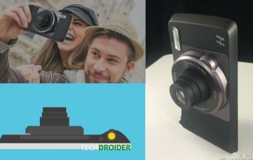 Hasselblad 闖進手機界,光學變焦手機模組