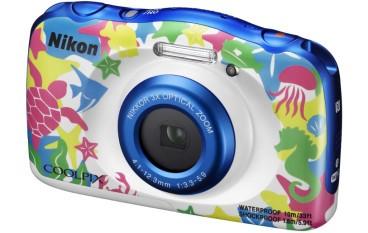 三防新寵 Nikon COOLPIX W100