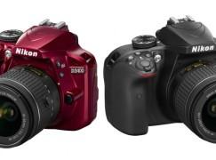 入門單反 Nikon D3400 終於發布