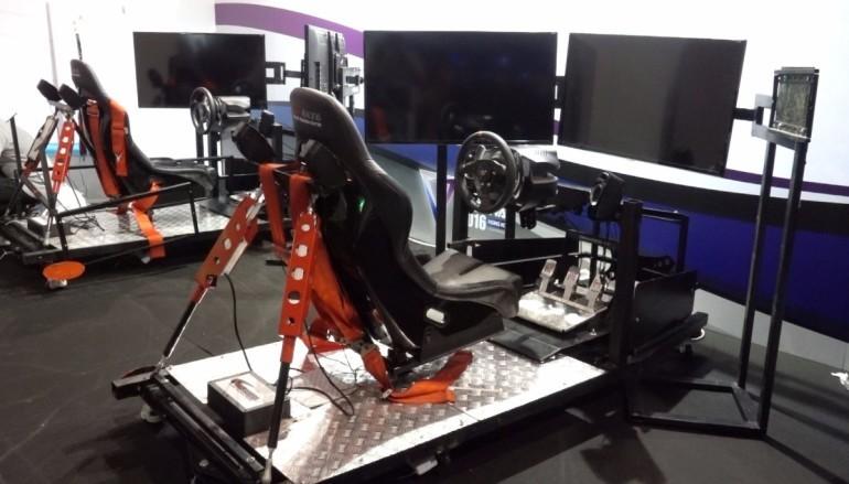 【會展電腦節】電競節有埋 VR 同賽車模擬器玩?