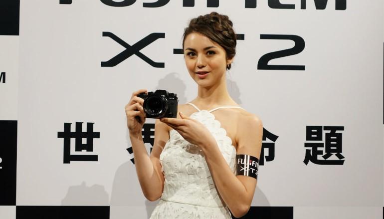 靈敏追蹤 旗艦無反 Fujifilm X-T2 登場