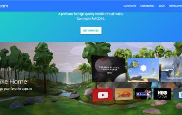 Google VR Daydream 即將推出