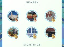【唔使靠地圖】Pokémon GO 更新 試行標示精靈所在 PokéStop