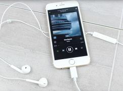 Apple Lightning 耳機實物影片流出