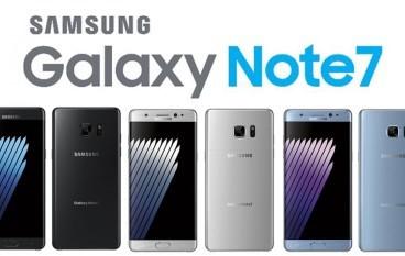 Samsung Note 7 接連爆機!韓國國內停止出貨!(香港呢?)