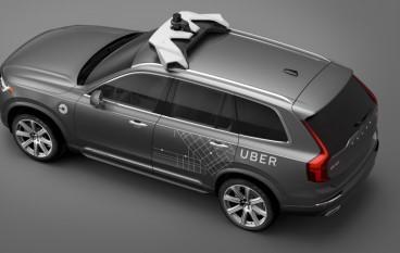 Uber 自動駕駛月底終於上路