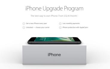 美國蘋果推出「供 iPhone 會」服務或惹法律爭議