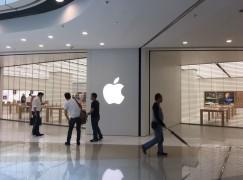 apm Apple Store 拆圍板 內部圖片公開
