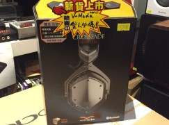 【場報】V Moda Crossfade Wireless 陳列貨平八嚿